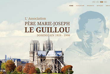 Le Guillou. Website